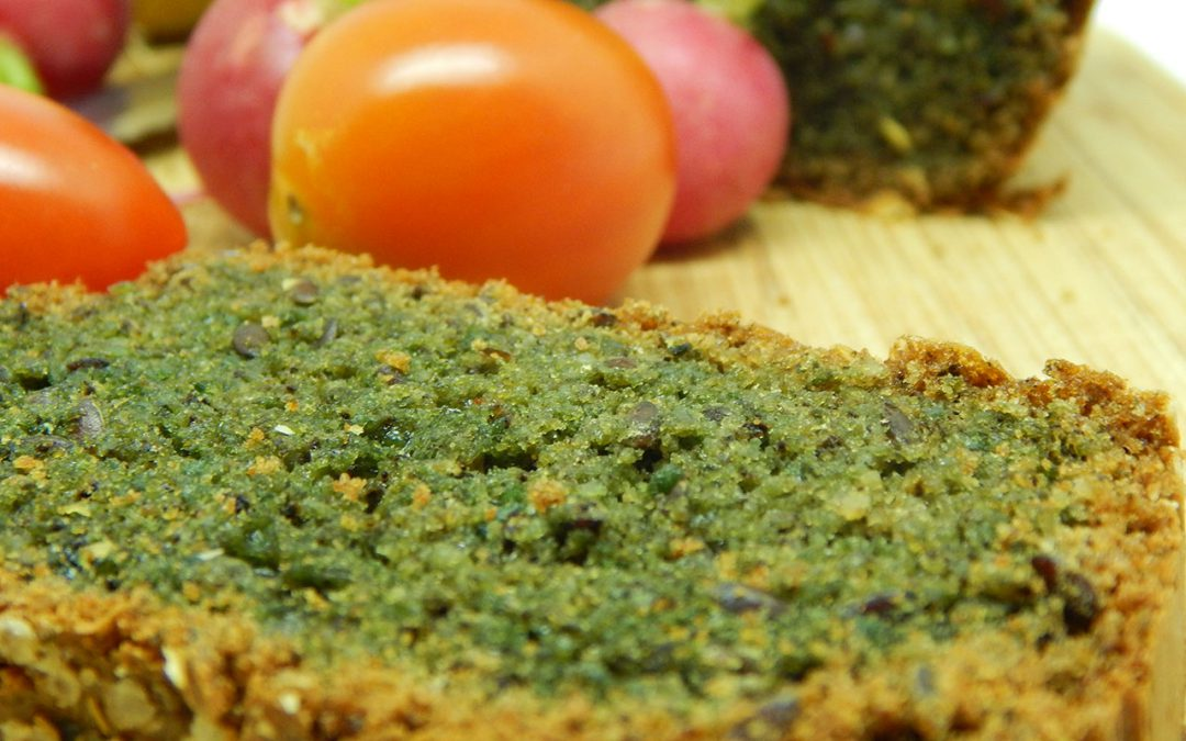 Grünes Brot