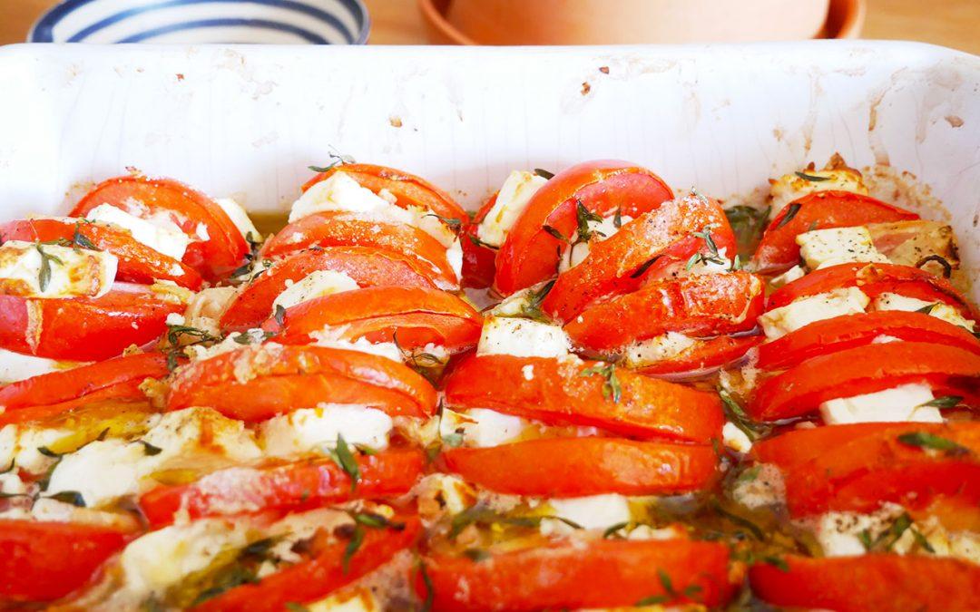 Tomatenauflauf