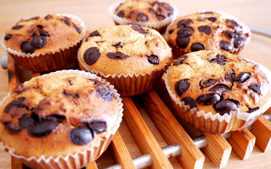 Schoko-Koko-Muffins