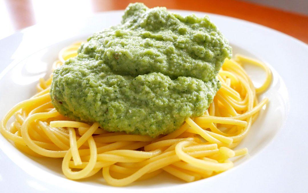 Schnelles Brokkoli-Pesto